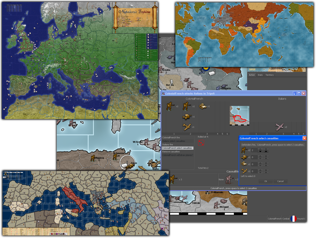 Triplea the worlds foremost open source grand strategy game screenshot of triplea gumiabroncs